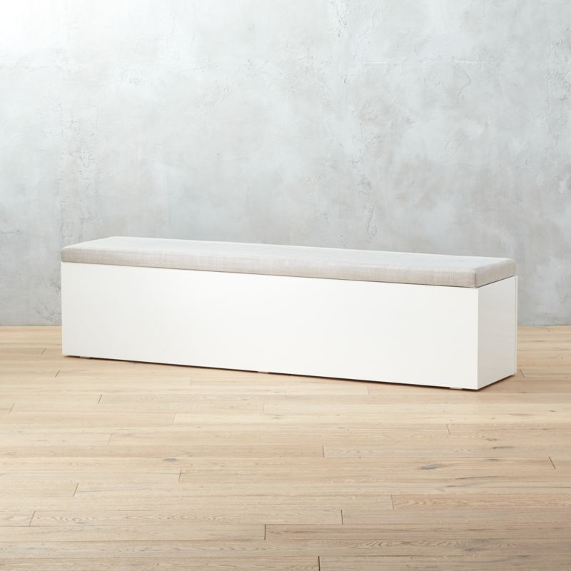 Beau Catch All Large Sand Storage Bench