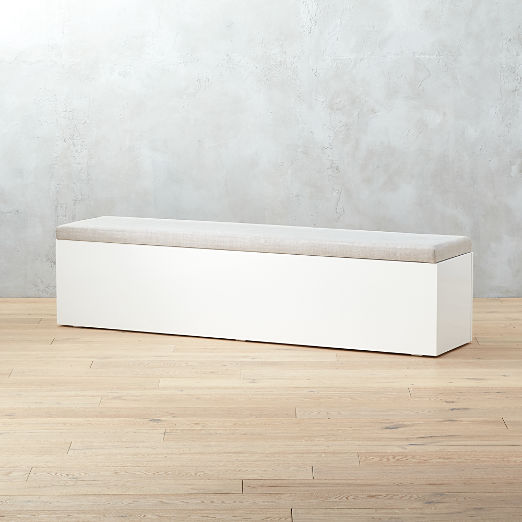 Incroyable Catch All Large Sand Storage Bench