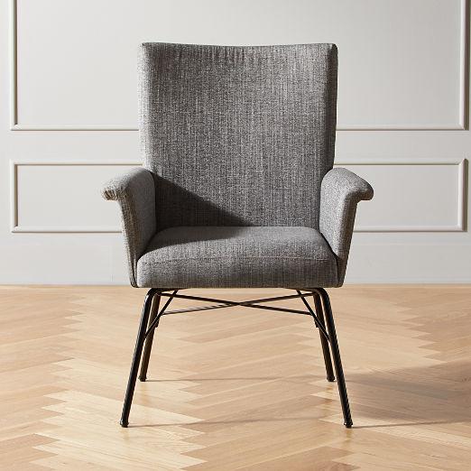 Cera Chair Grey