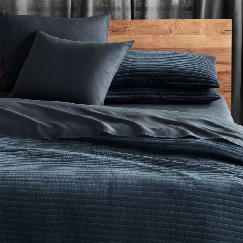 King Size Quilts Cb2
