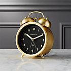 charlie gold alarm clock