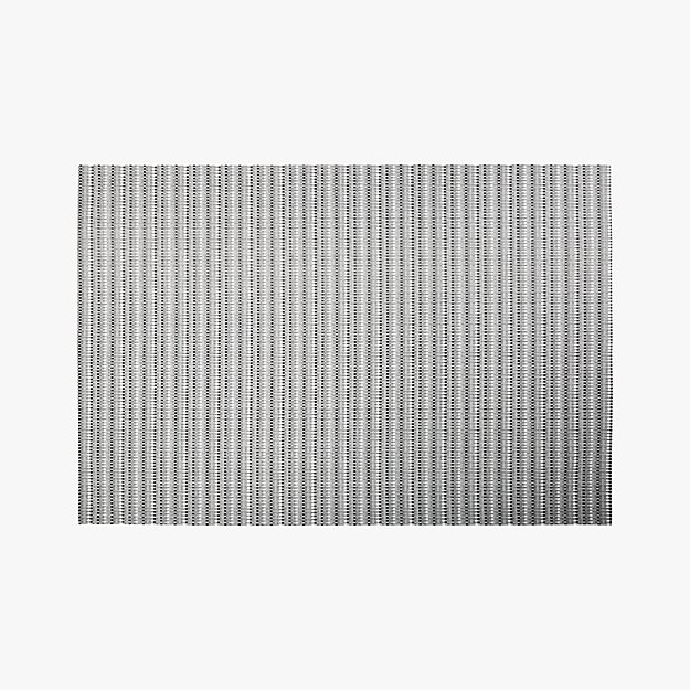 Chilewich Heddle Neutral Outdoor Rug 6x9 Reviews Cb2