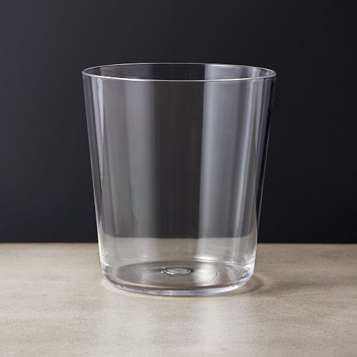 4165d7a6a4d Chill Acrylic Double Old-Fashioned Glass.