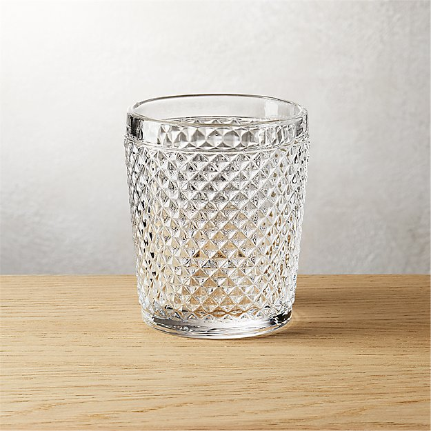 Chroma Clear Double Old-Fashioned Glass - Image 1 of 2