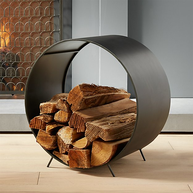 Wood Storage Indoor