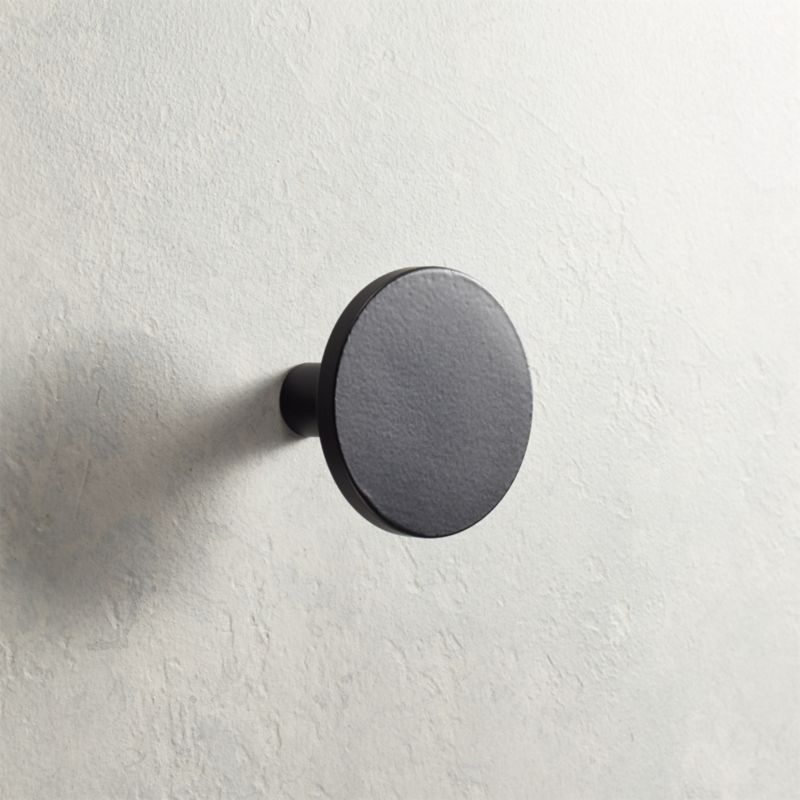 Black Cabinet Knobs