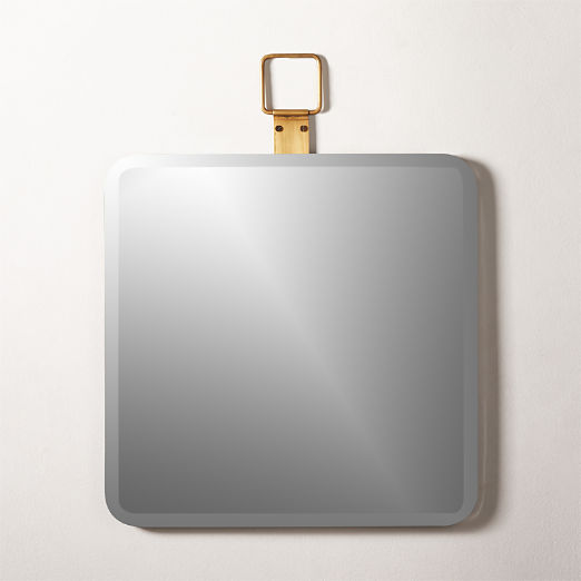 Clinch Square Mirror