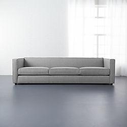 Club 3 Seater Sofa