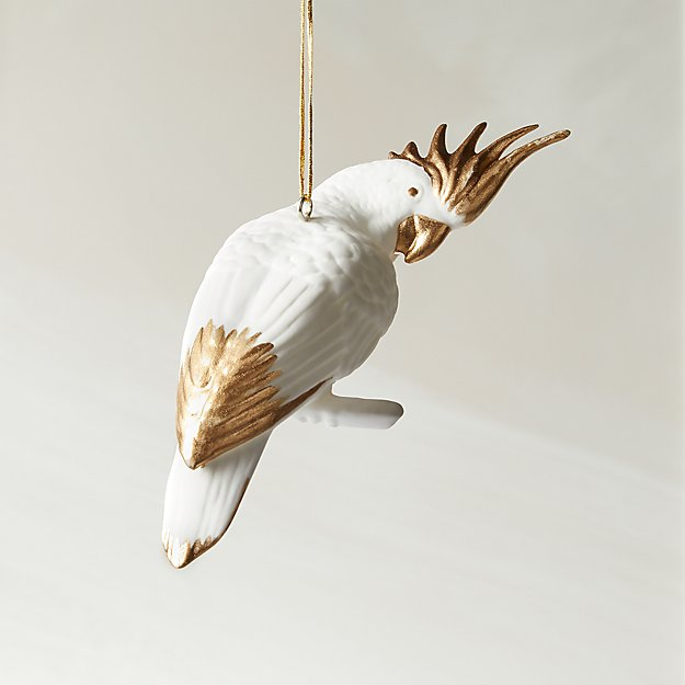 Cockatoo Ornament - Image 1 of 5