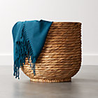 View product image Coil Natural Palm Basket - image 3 of 5
