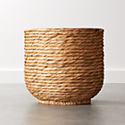 View product image Coil Natural Palm Basket - image 1 of 5