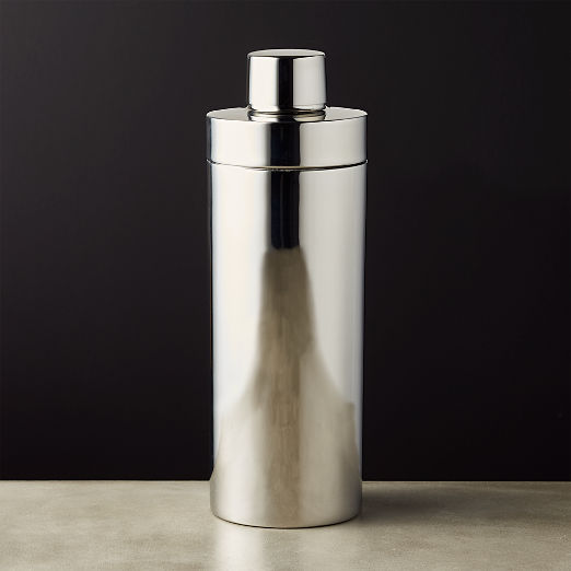 Column Stainless Steel Cocktail Shaker