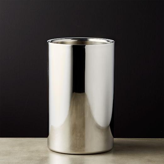 Column Stainless Steel Wine Chiller