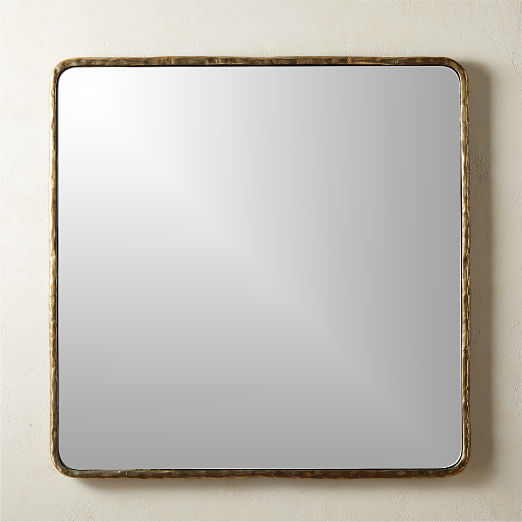 Colusa Large Square Mirror