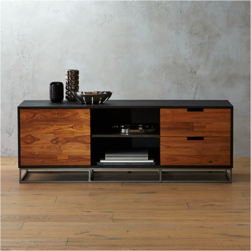 Attrayant Congo Modern Media Credenza + Reviews | CB2