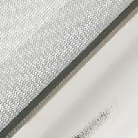 Glass/Polished Nickel