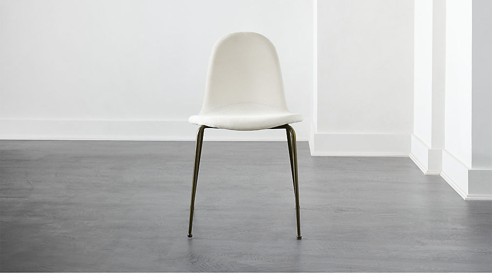 Corra Rounded Dining Chair - Image 1 of 7