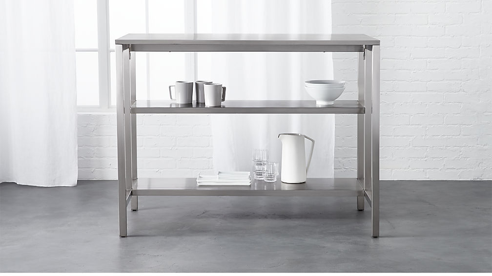 liberty kitchen hayneedle detail styles with cfm product steel top cart stainless home