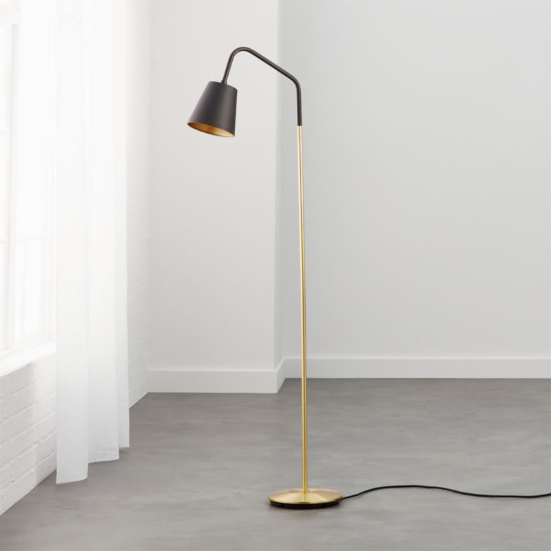 Crane Black Shade Floor Lamp Reviews