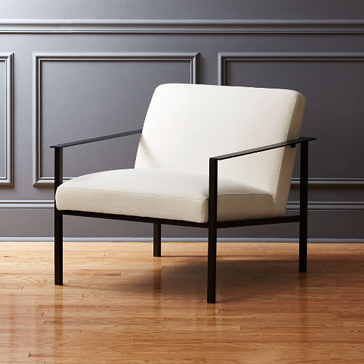 bedroom chairs | CB2