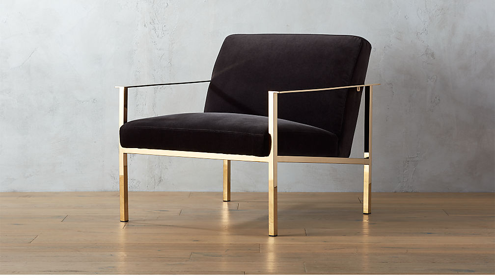 Cue Carbon Chair Reviews Cb2
