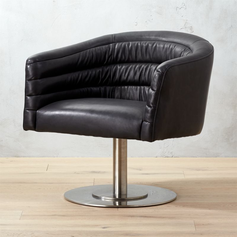 Beautiful Modern Swivel Chairs | CB2