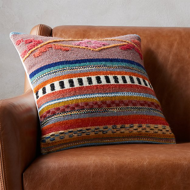 "16"" Cusco Pillow - Image 1 of 7"