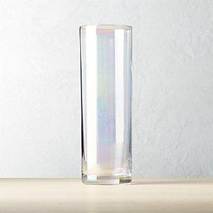 Irina Gold Martini Glass + Reviews | CB2