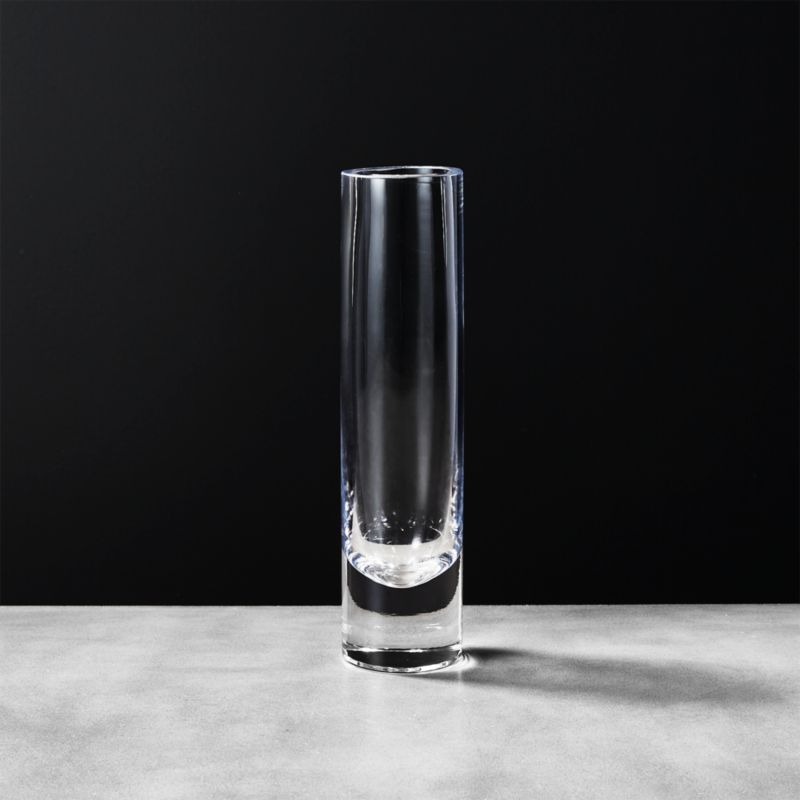 Clear Vases Cb2