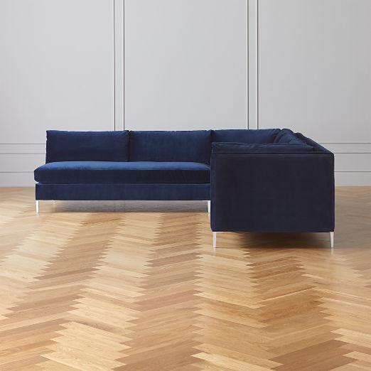 Decker 3-Piece Sectional Sofa