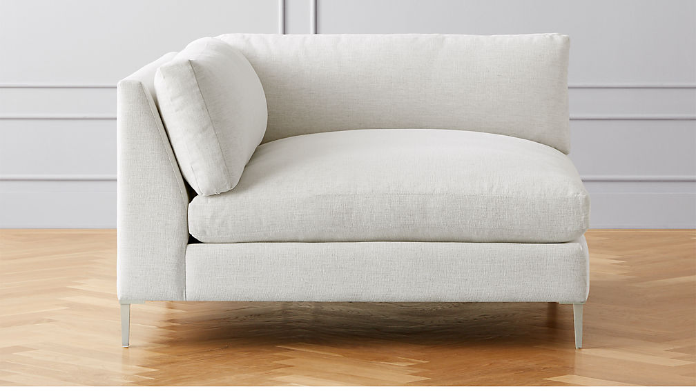 Decker Left Arm Snow Chaise - Image 1 of 6