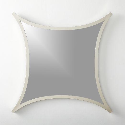 Deepa Square Diamond Mirror