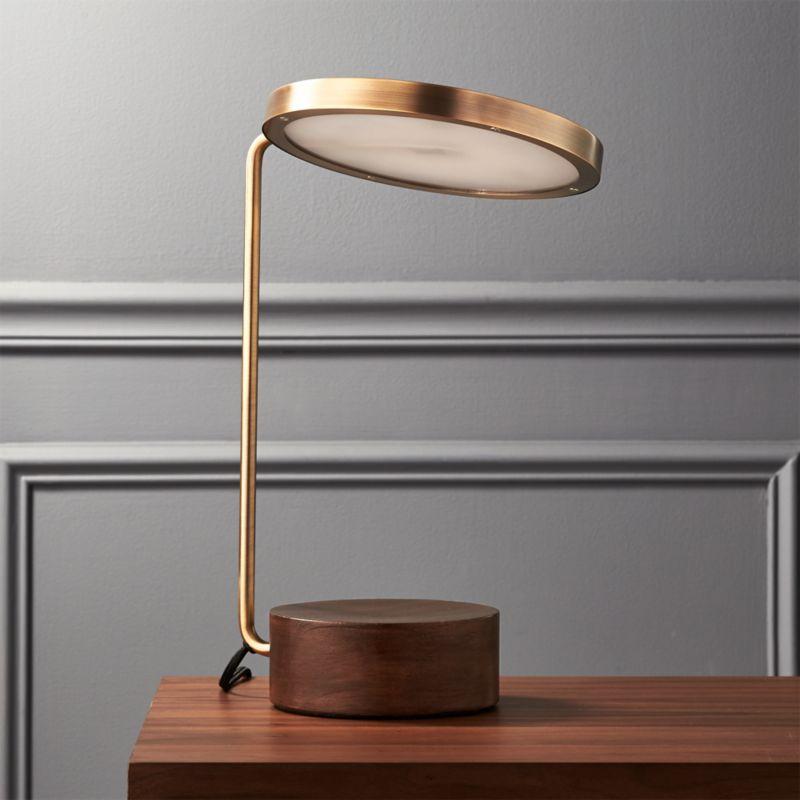 Gentil Tate LED USB Table Lamp