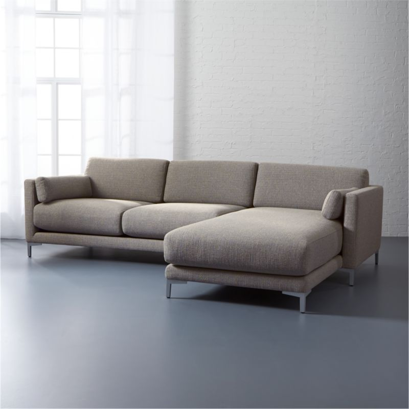 District 2 Piece Sectional Sofa