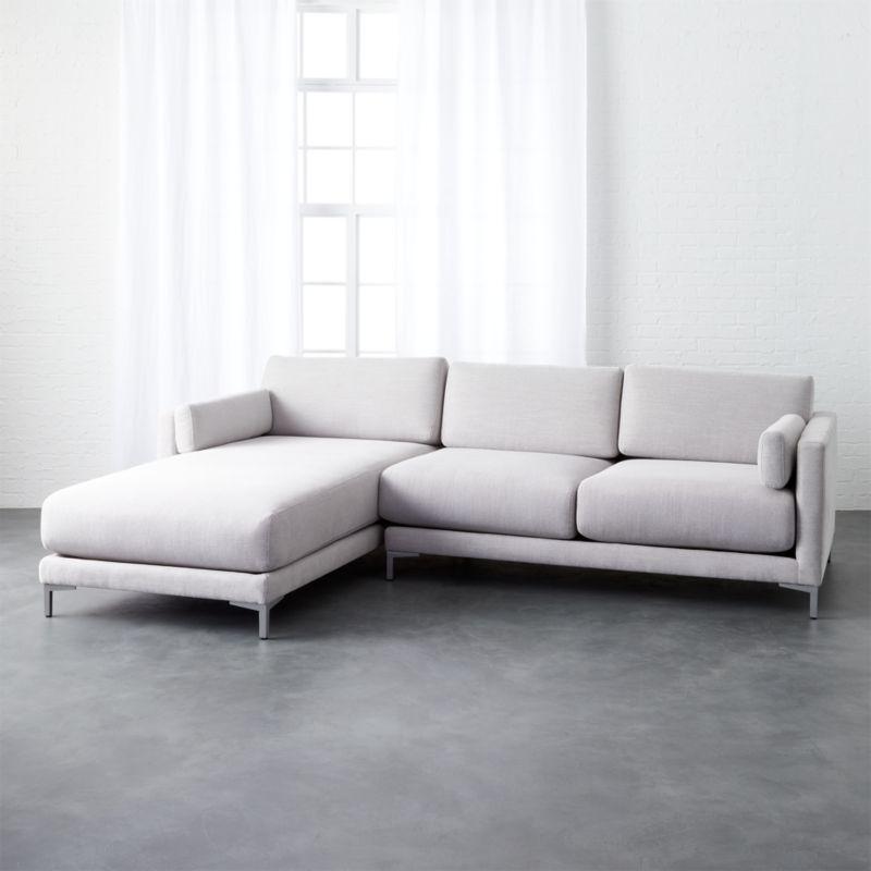 Extra Long Sofas | CB2