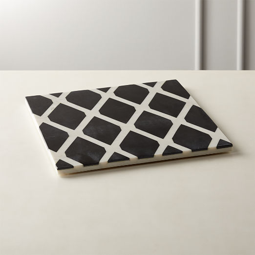 Dita Marble Serving Board