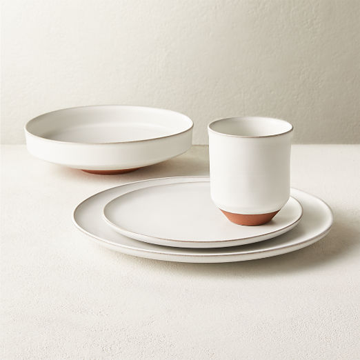 4-Piece Dolce Place Setting with Pasta Bowl