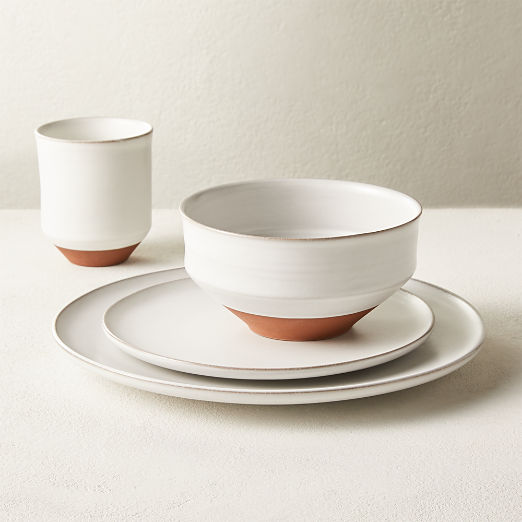4-Piece Dolce Place Setting with Soup Bowl