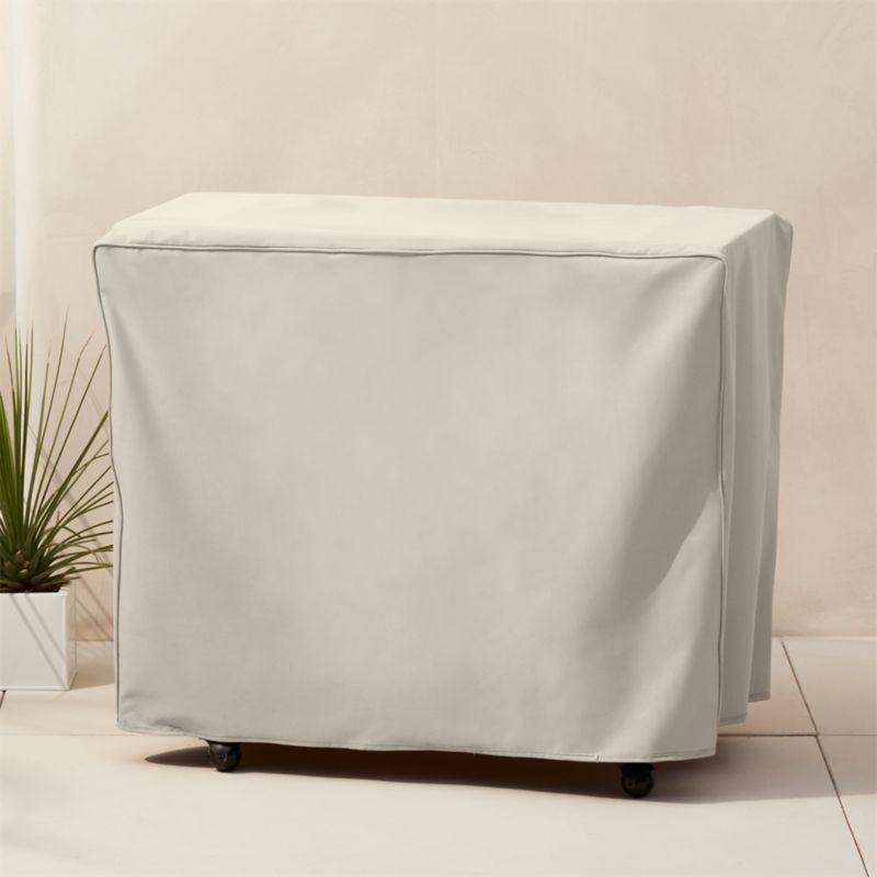 cover furniture. Dolce Vita Outdoor Bar Cart Cover Furniture