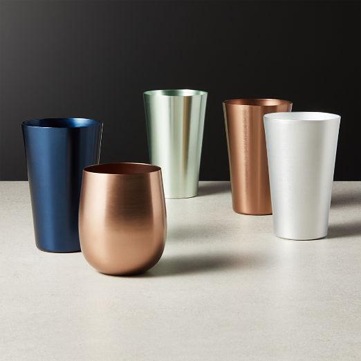 Doris Aluminum Barware