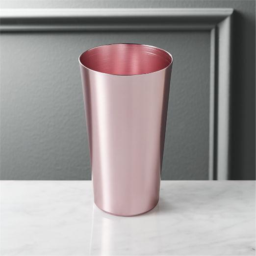 Doris Light Pink Aluminum Tumbler