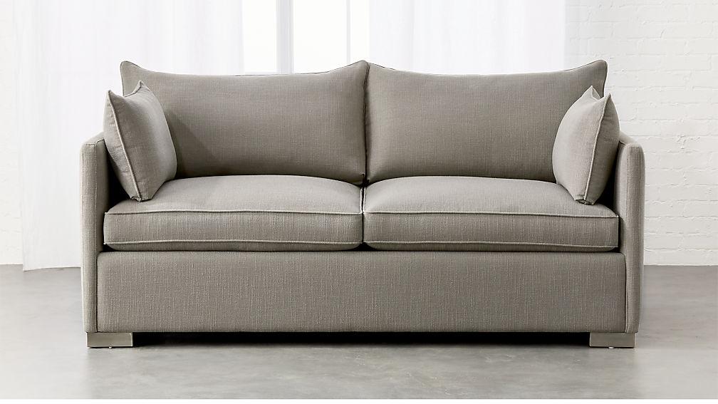 Dose Pebble Queen Sleeper Sofa Reviews Cb2