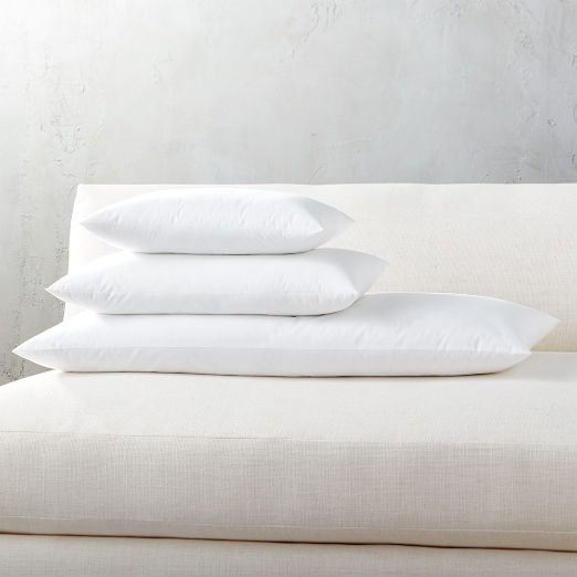 Down Alternative Rectangular Pillow Inserts