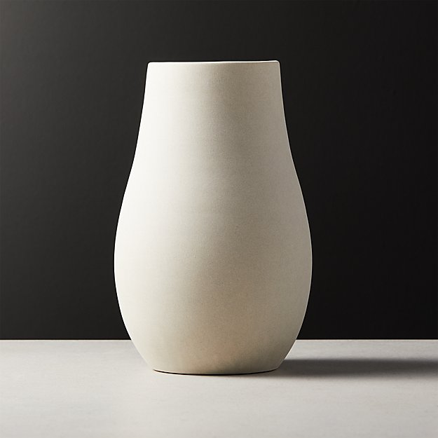 Drake Grey Vase - Image 1 of 8