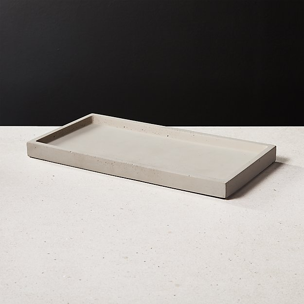 Drew Cement Tank Tray - Image 1 of 8