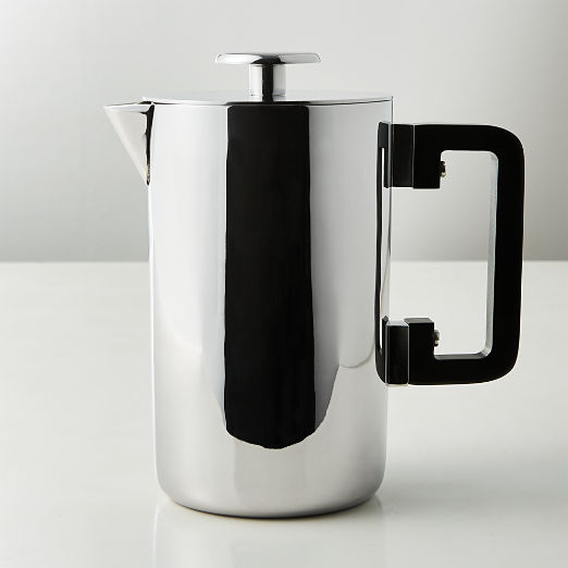 Drip Stainless Steel French Press