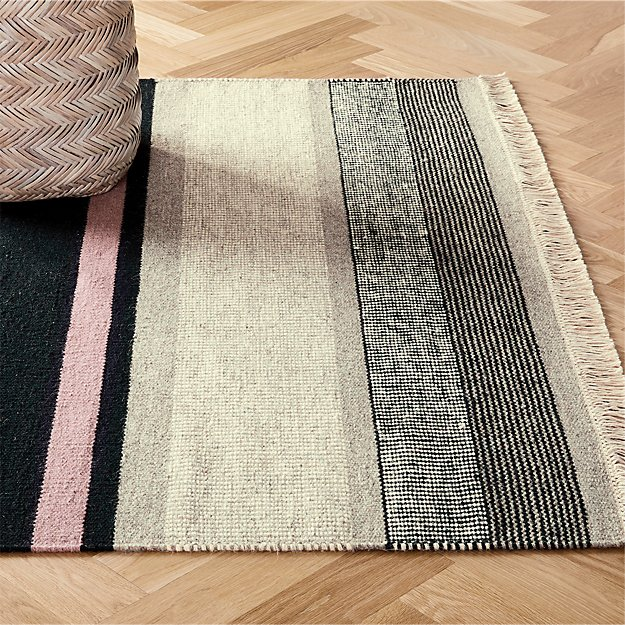 Dwell Multicolor Rug - Image 1 of 11