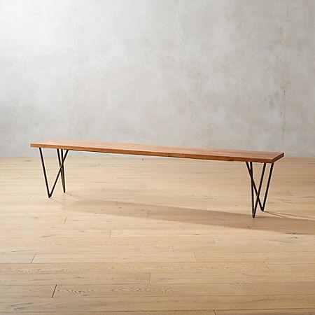 Miraculous Dylan 80 Bench 3 Short Links Chair Design For Home Short Linksinfo