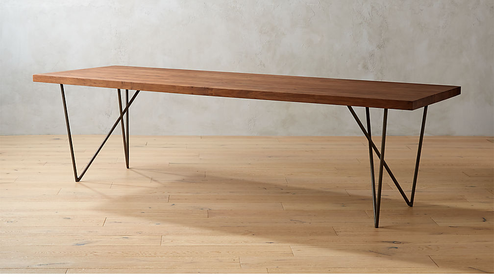 Cb2 Dylan Dining Table Room Ideas