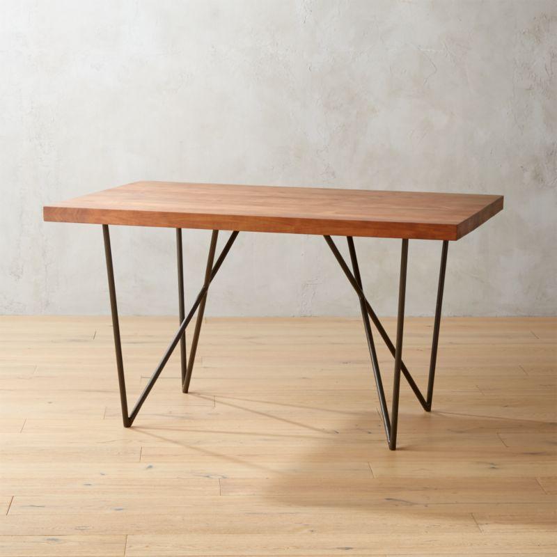 Slab Tables CB - Cb2 concrete dining table
